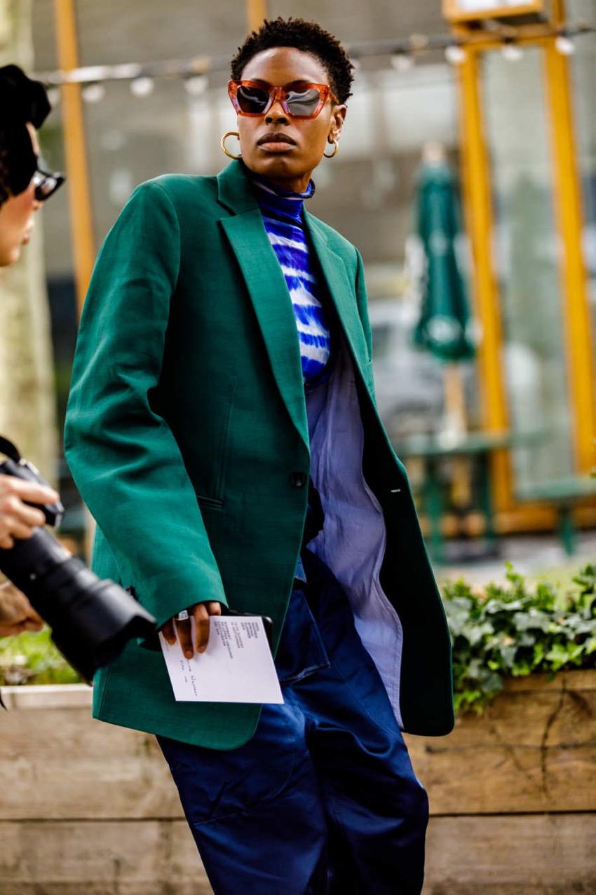 "International Street Style Fashion - London: <a href=https://www.thecut.com/""target=""_blank"">The Cut</a>"