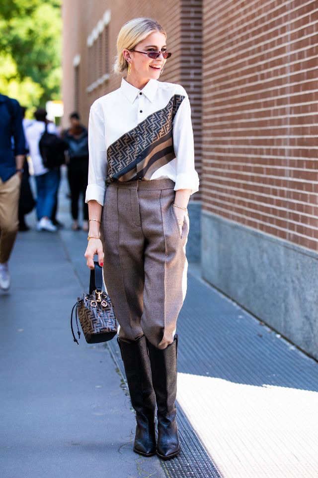 "Milan: <a href=""https://www.whowhatwear.com/""target=""_blank"">Who What Wear</a>"