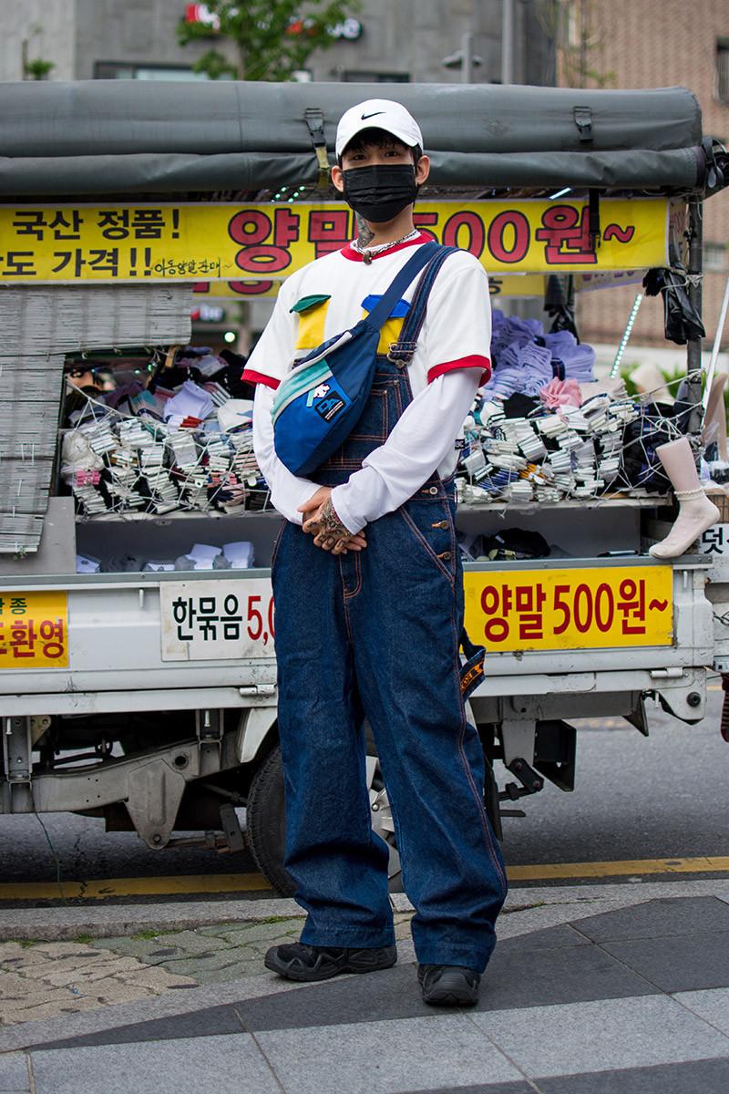 "Seoul: <a href=""https://www.highsnobiety.com/ ""target=""_blank"">High Snobiety</a>"