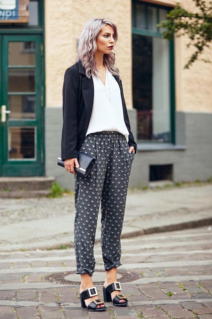 """International Street Style Fashion - Berlin: <a href=""""http://www.Fashiongum.com""""target=""""_blank"""">Fashion Gum</a>"""
