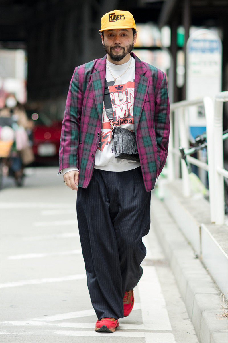 "Tokyo: <a href=""https://www.highsnobiety.com""target=""_blank"">High Snobiety</a>"