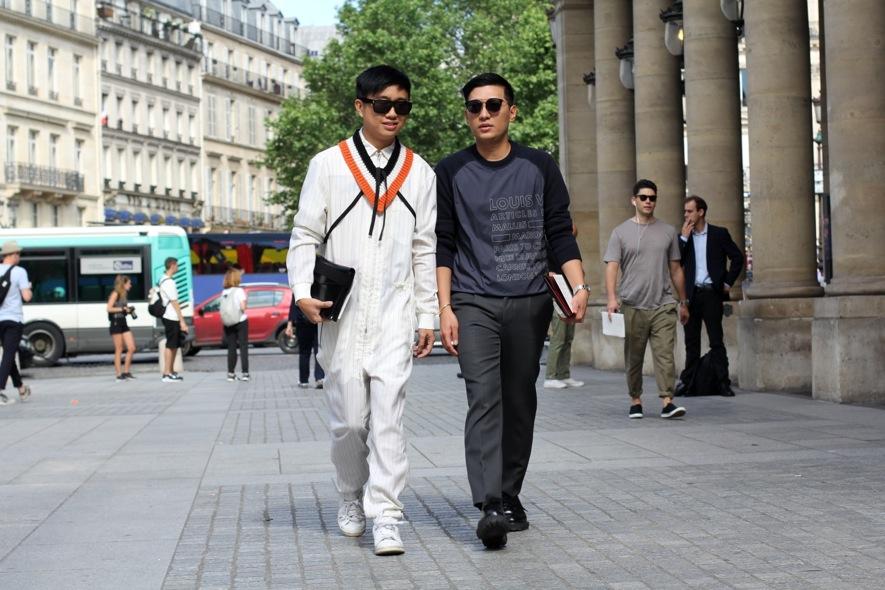 "Paris: <a href=""http://www.adletfashion.com//""target=""_blank"">ADLET Fashion</a>"