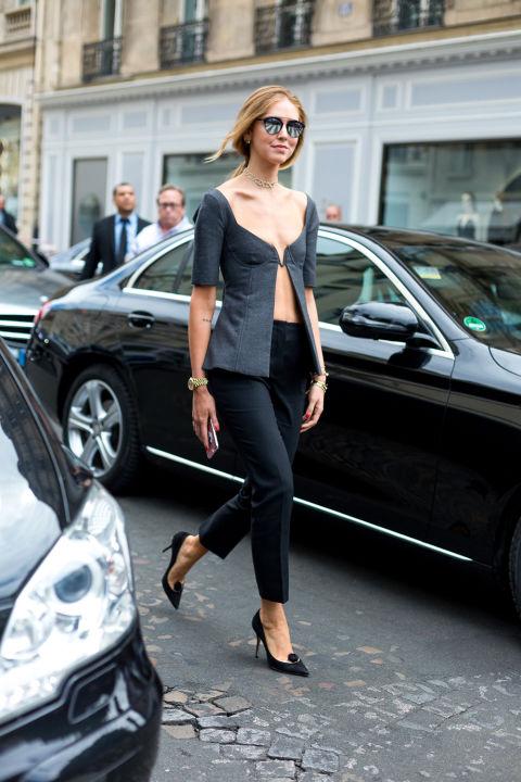 "Paris: via <a href=""http://www.harpersbazaar.com.au//""target=""_blank"">Harpers Bazaar</a>"