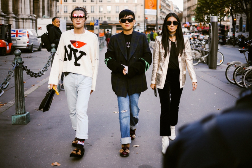 "Paris: <a href=""http://www.manrepeller.com/""target=""_blank"">Man Repeller</a>"