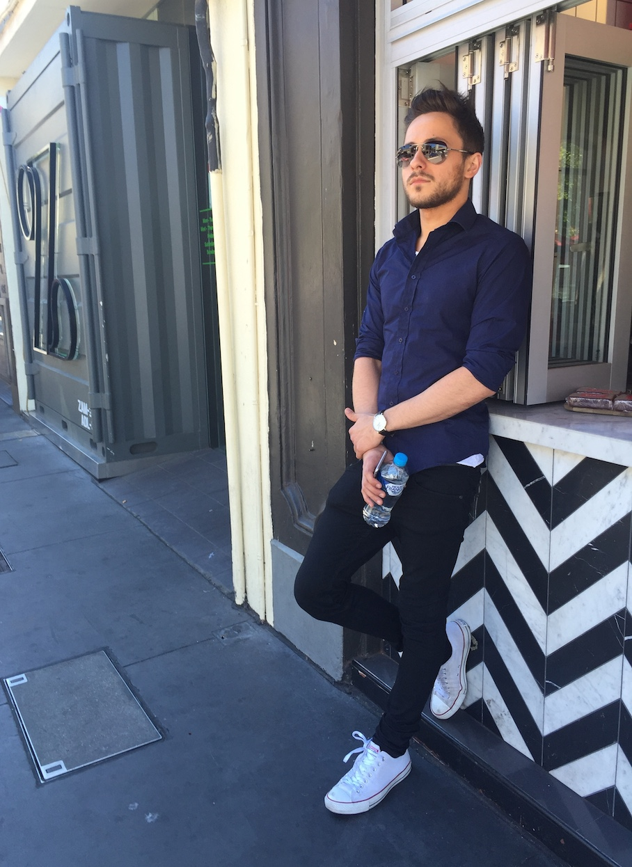 "SA: Brandon Nugent, Menswear Retail at Miss Gladys Sym Choon. ""I love having great personal style""."