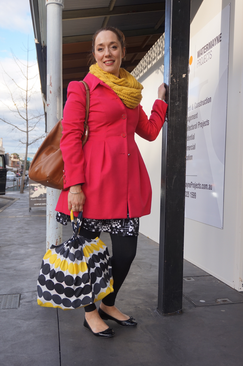 """SA: Diana Thompson, Interior Designer, Rundle St, Adelaide. """"I'm an interior designer and mum of two little-ies."""""""
