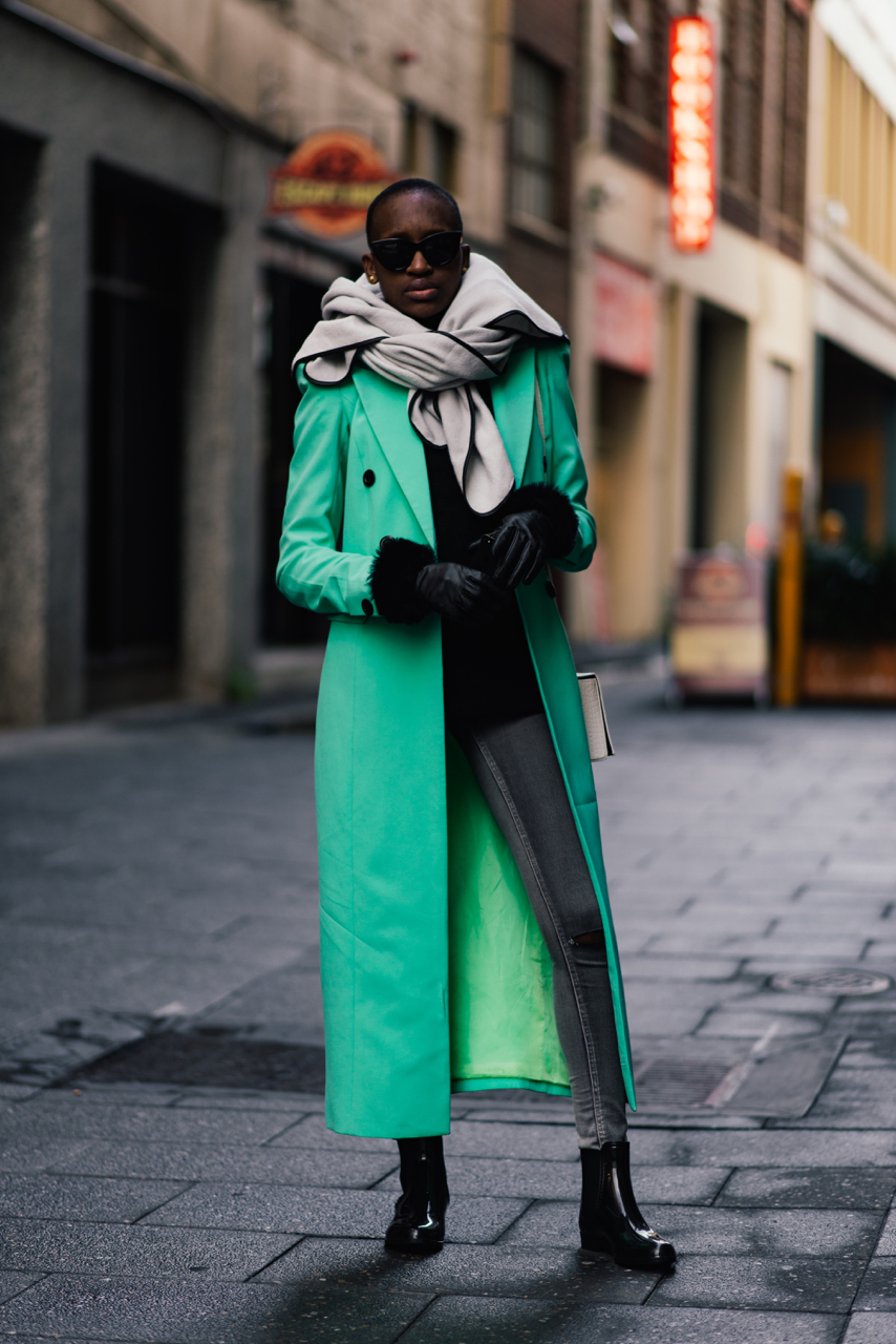 """SA: Nickitar, Student, """"In all of who I am, I want to have stupidly insane style."""" Photo: Dimitra Koriozos"""