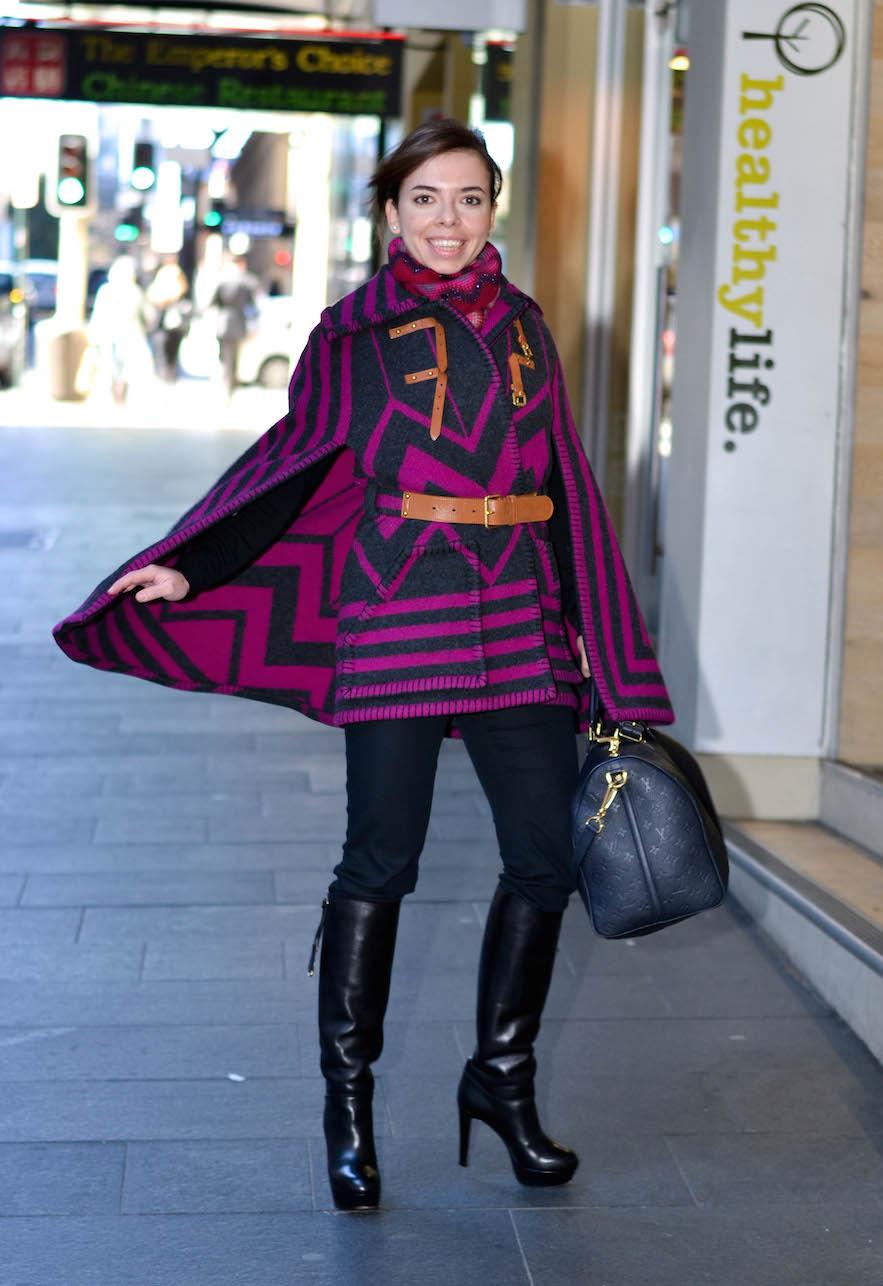 "NSW: Masha, senior specialist digital retail, Sydney CBD. ""My style is timeless, fun, adventurous."""