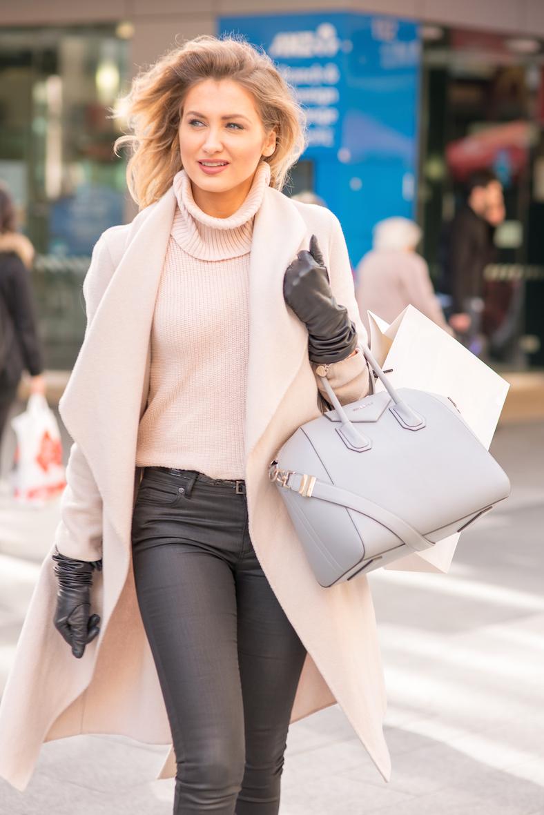 "SA: Angela Linpinski, business development manager, Rundle Mall. ""I'd sum myself up with the words 'confidence and joy'. <a href=""http://www.foxowlphotos.com/"" target=""_blank""> Photo: John Wilson </a>"