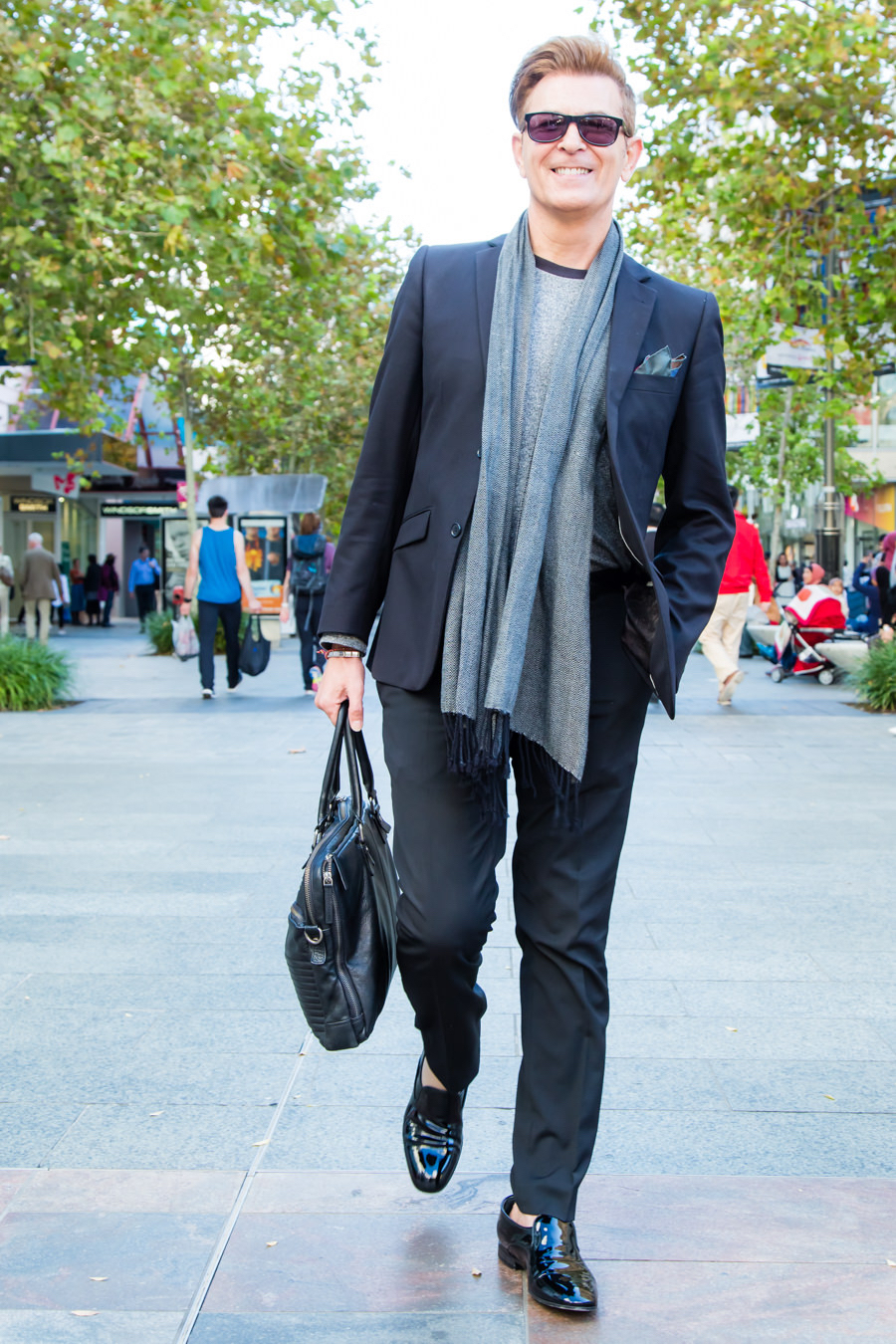"WA: Miguel, Perth City, stopped by <a href=""http://www.rahstudios.com.au/street-style.html/"" target=""_blank"">Alain Quah</a>"