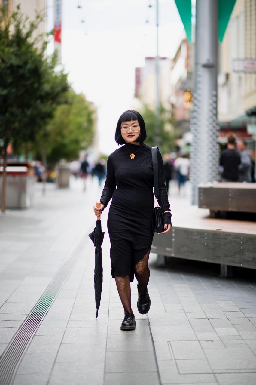 SA: Xining Liu, Rundle Mall. Photo: Eli Francis