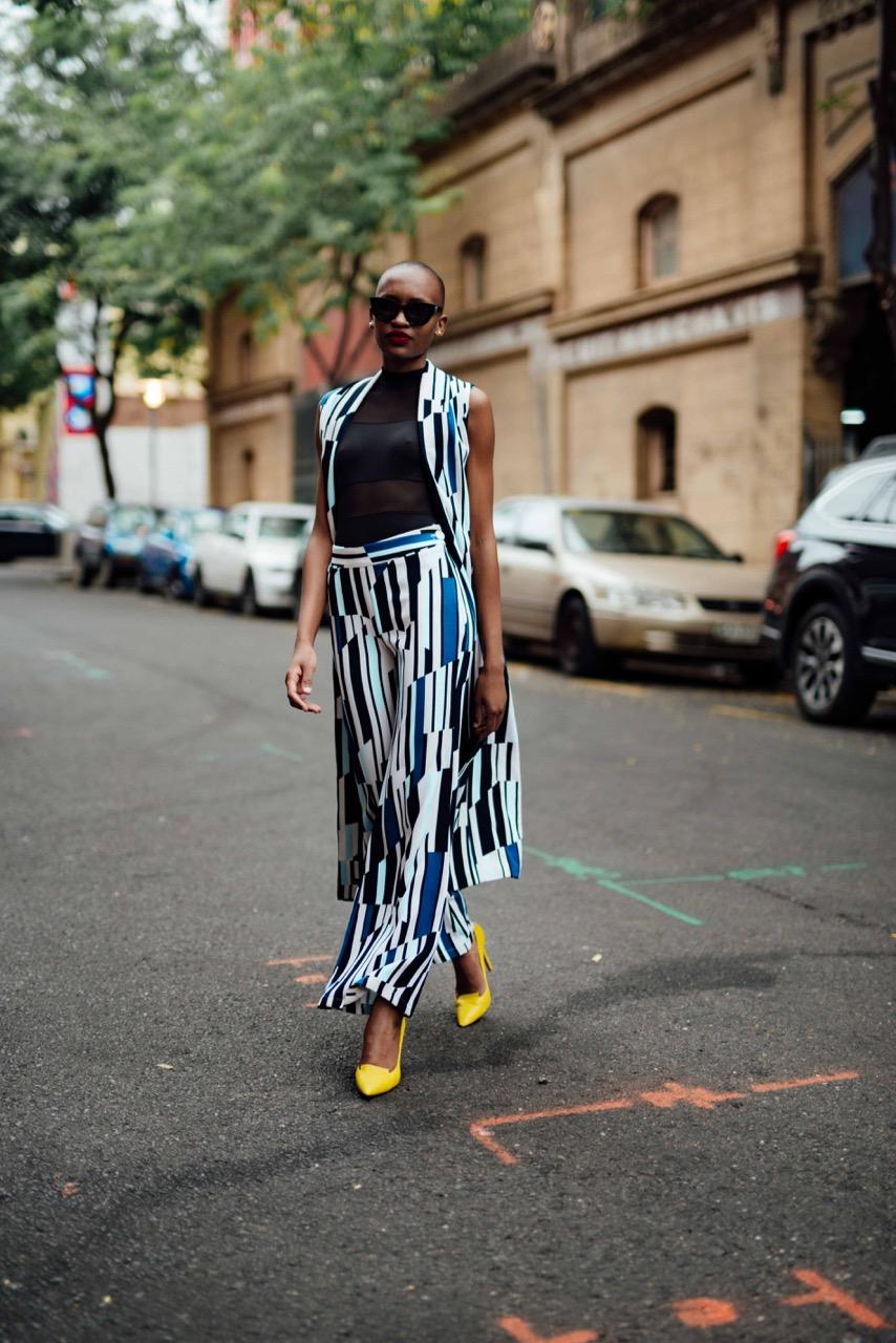 "SA: Nickitar, Designer, <a href=""http://www.rundlestreet.com.au/"" target=""_blank"">Union St</a>, Adelaide. ""I'm starting my own fashion range."""