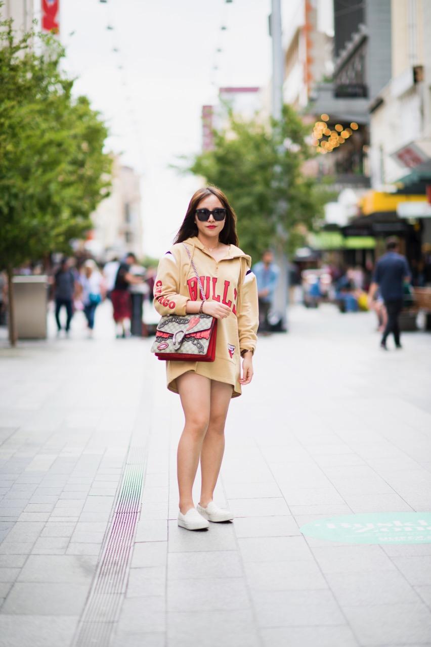 SA: Lena, Rundle Mall. Photo: Eli Francis