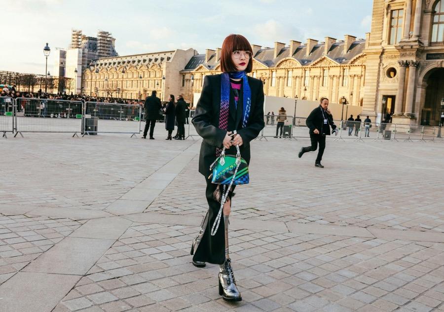 """Paris: <a href=""""http://www.vogue.com."""">Vogue</a>"""