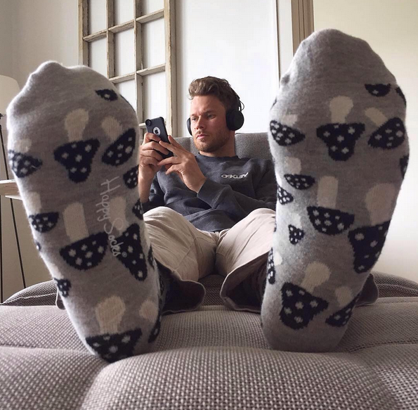 "Happy Socks Photo: <a href=""https://www.instagram.com/eeroettala/"" target=""_blank"">Eero Ettala</a>"