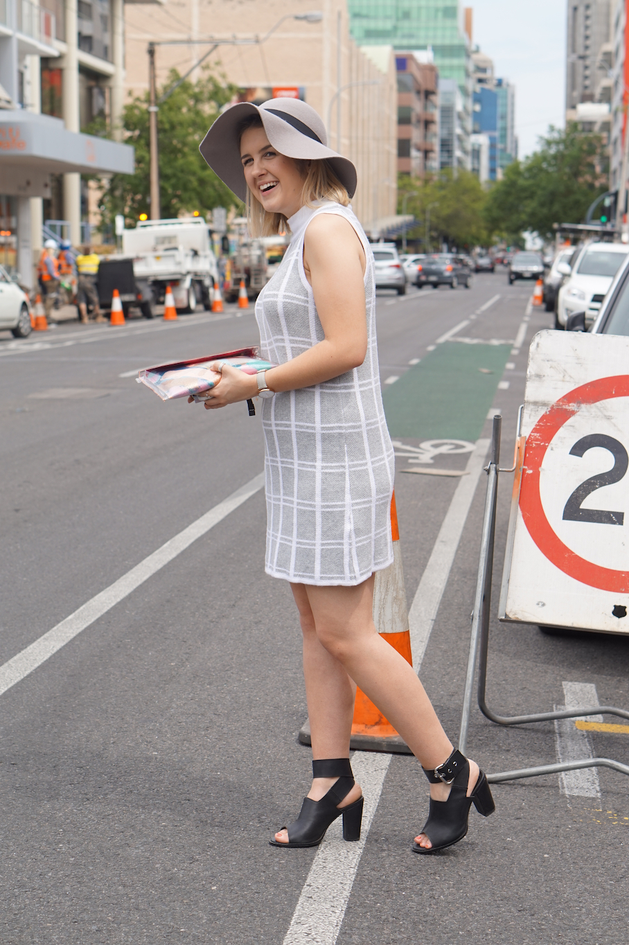 SA: 2015 Adelaide Fashion Festival - Pirie Street