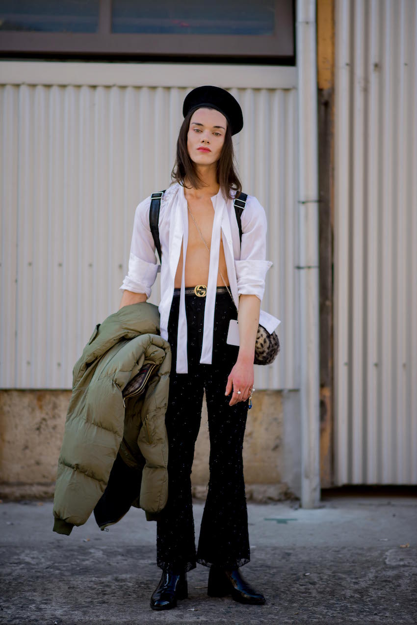 NSW: Curtis, Stylist, Carriageworks, Sydney. Photo: Dimitra Koriozos
