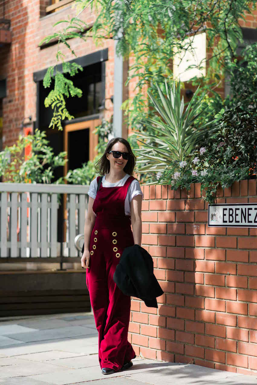 "SA: Sophia McMahon, Designer, <a href=""http://www.rundlestreet.com.au/"" target=""_blank"">Ebenezer Place</a>, Adelaide. ""This is Tonsilitis chic."""