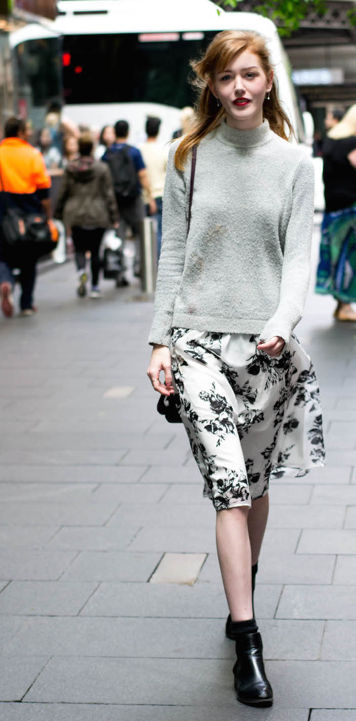 NSW: Olivia Shannon, Retail, Pitt St, Sydney. Photo: Alice Sciberras