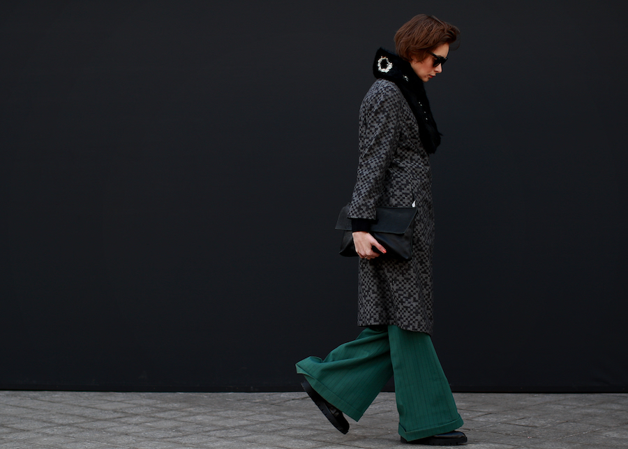 "Street Style Russia - Mercedes-Benz Fashion Week Moscow. Photo: <a href=""http://instagram.com/dhantes_caseres/"">Dhante Caseres</a>"