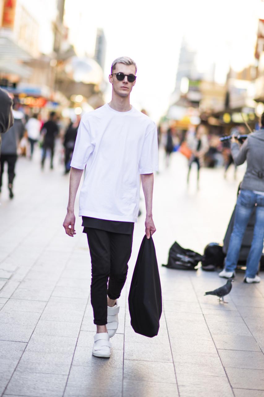 SA: Henry Wolff, Fashion Designer. Photo: Eli Francis