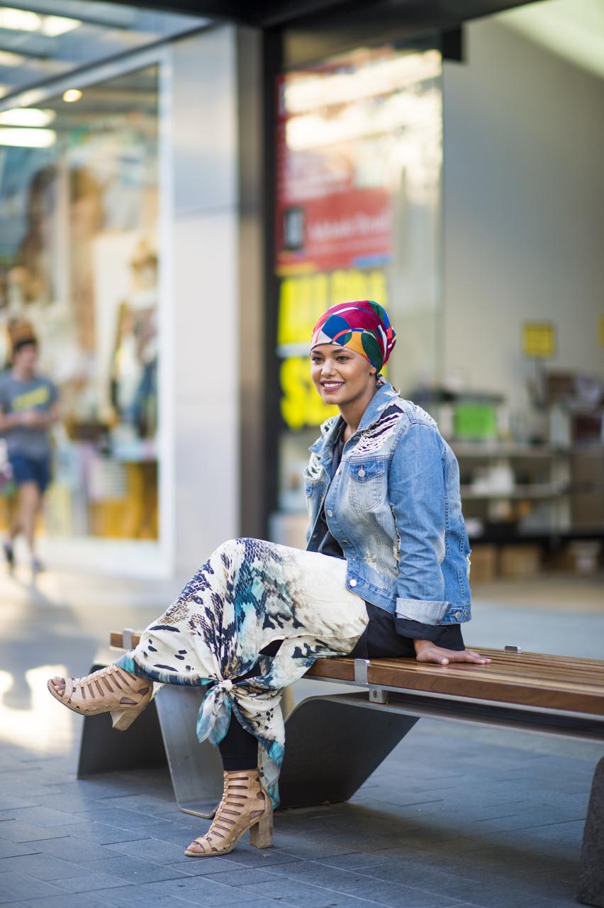 SA: Nadia Mahmoud, Retail. Photo: Eli Francis