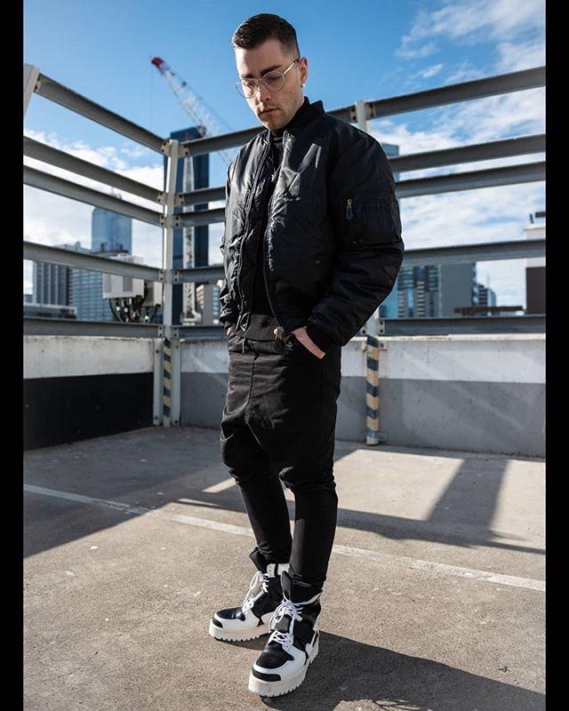 VIC: Gary, Model, Melbourne.