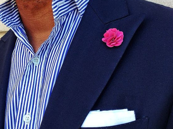 Latest Australia style fashion - Men's Lapel Pin