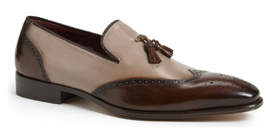 Latest Australia style fashion - Men's loafers: Mezlan