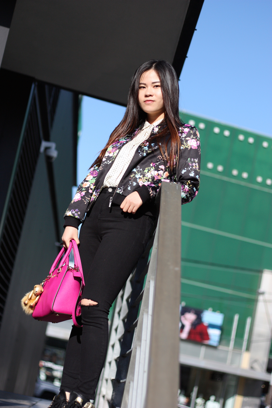 """Vic: Yisa Wu, student, Arthur Road, South Yarra. """"I like cool.""""   <a href=""""http://www.marythamphotography.weebly.com/"""" target=""""_blank""""> Photo: Mary Tham </a>"""